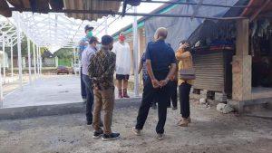 Dana Pusat Turun Pembangunan Pasar Munggi Jalan Terus