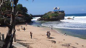 Pantai Selatan Gunungkidul Diprediksi Akan Terjadi Gelombang Tinggi
