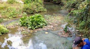 Pengusaha Tahu-Tempe Siraman Dinilai Bandel, Tetap Buang Limbah Ke Sungai