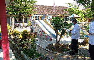 Disdikpora Terima Bantuan Gedung Baru Dari Kementrian